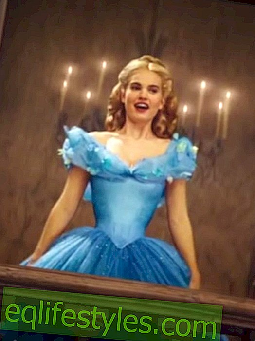 Too thin?  Cinderella's waist provides for discussion
