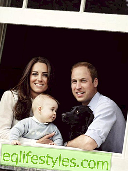 elu - Kate & William: Uus foto prints George'ist!