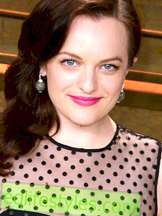 Elisabeth Moss: Nude for the Mad Men Finale