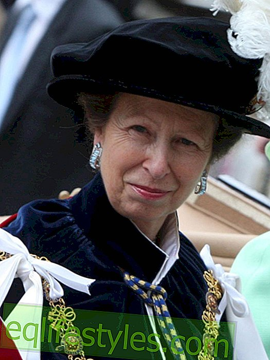 Life - Princess Anne turns 60!