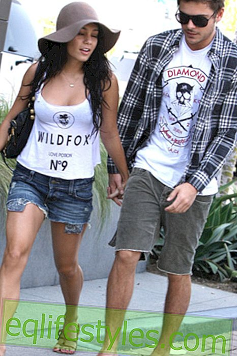 Zac Efrons and Vanessa Hudgens go hippie