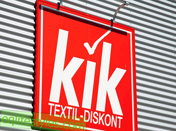 Discounter callback at the textile discount store KiK: Possible fire hazard with LED decorative light