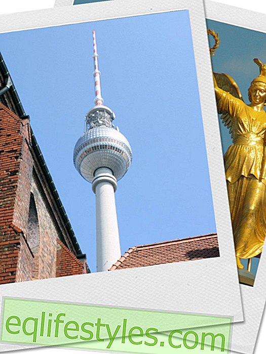 život: Doživite Berlin, a da pritom ništa ne propustite!