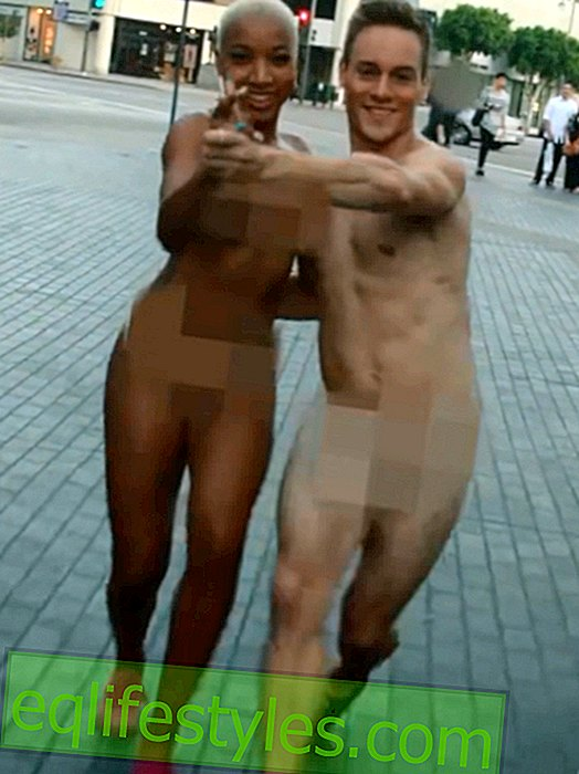 Dating Naked: Nude Dancers Advertise for New TV Show