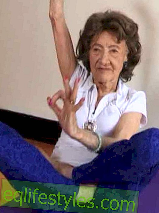 Life: Video: The oldest yoga teacher in the world