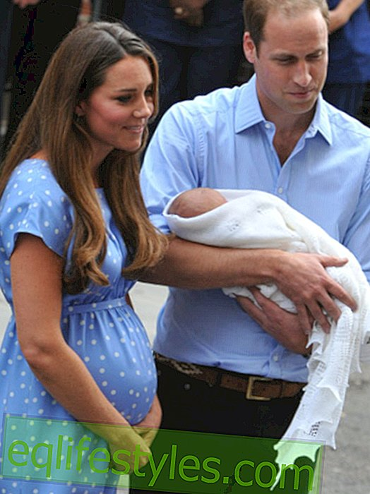Duchess Kate: Courage for the birthing belly