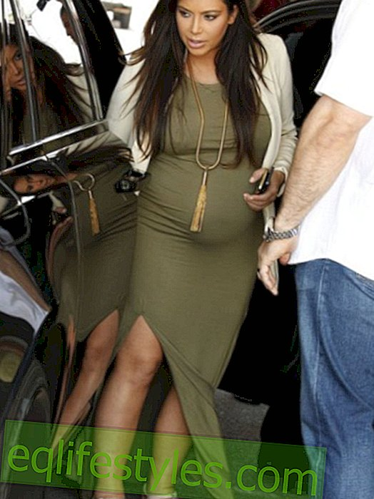 Kim Kardashian's breasts are one hundred percent real