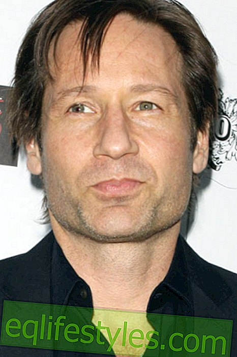 David Duchovny has to grow up