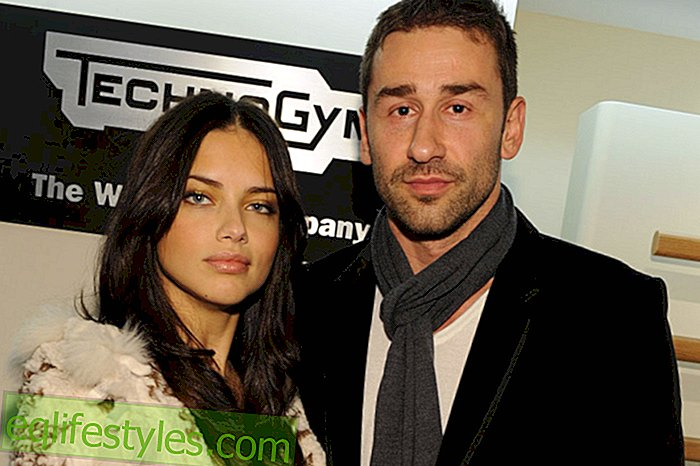 Adriana Lima and Marko Jaric: separation after five years of marriage