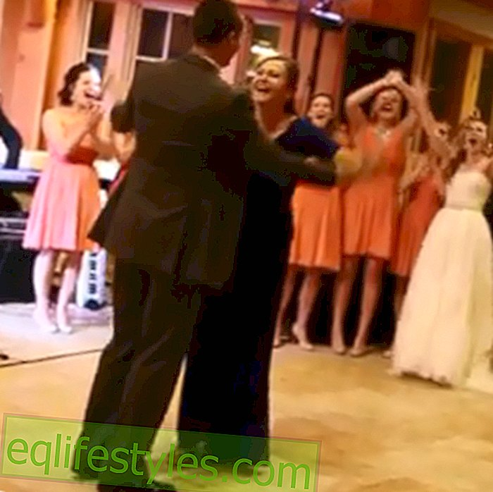 Life - Cool video: wedding dance with a difference