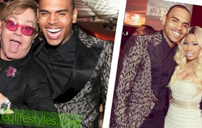 Chris Brown and Bow Wow give strippers a fortune