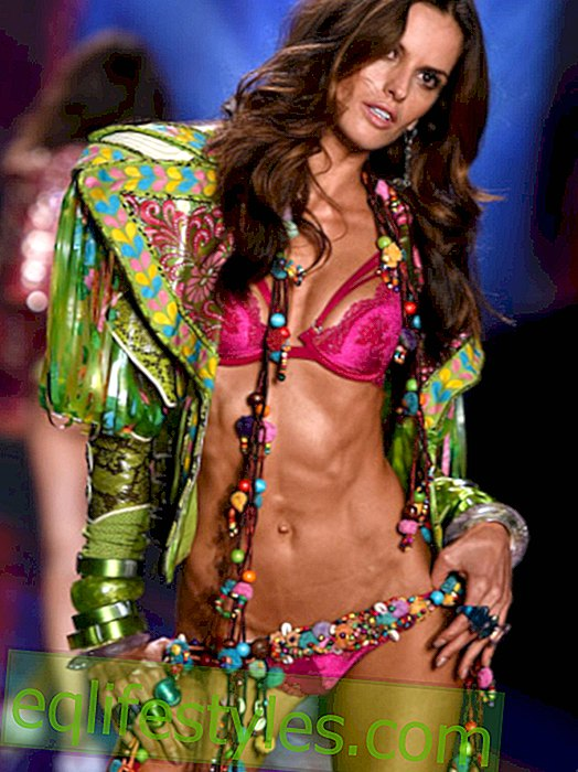 Izabel Goulart: Kas need abs on ikka toredad?