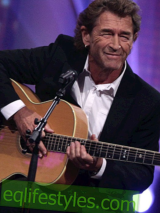 Peter Maffay: My wife does incredible things at home