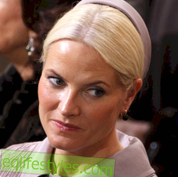 Mette-Marit: Does she suffer from depression?