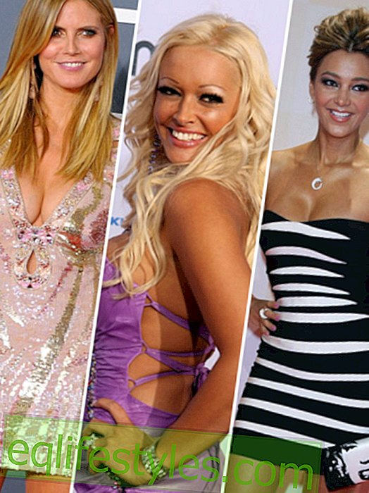 From superstars to annoying: Heidi Klum, Daniela Katzenberger and Verona Pooth
