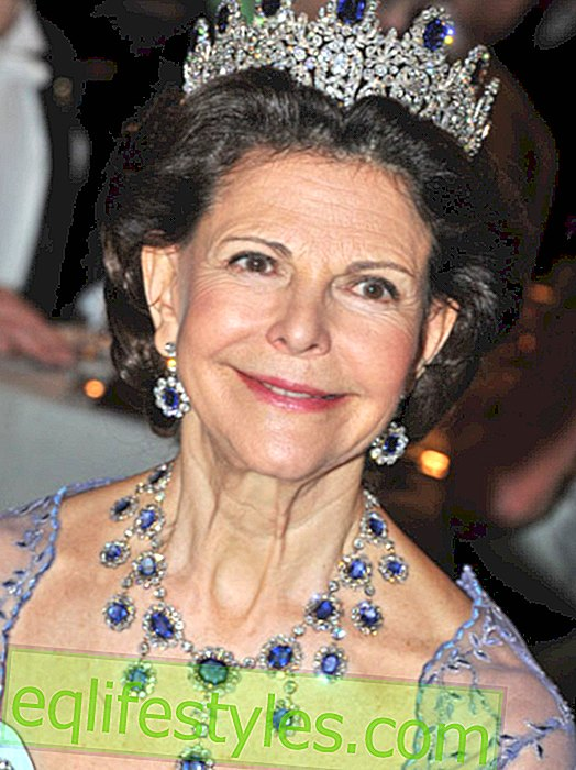 Queen Silvia: Christmas with a difference