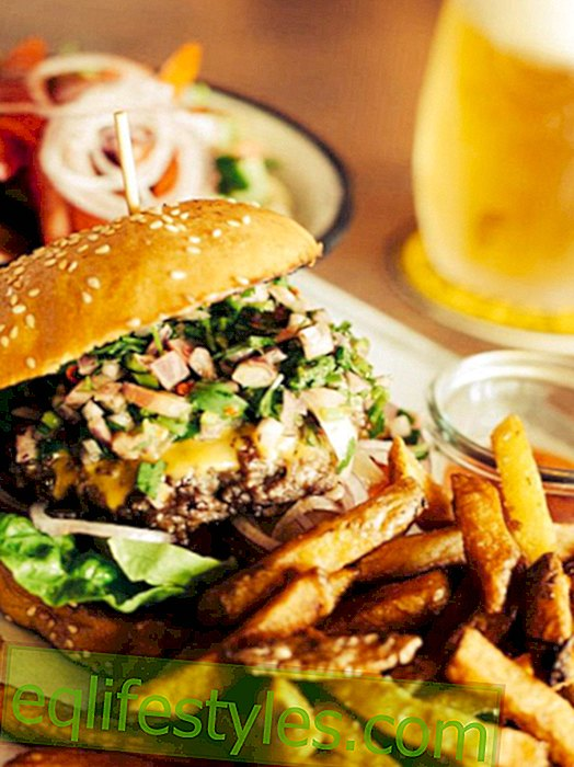 Life: Food Trends 2015: What comes after the burger bar?