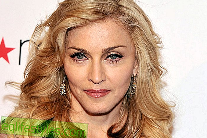 Madonna is worried about her DNA