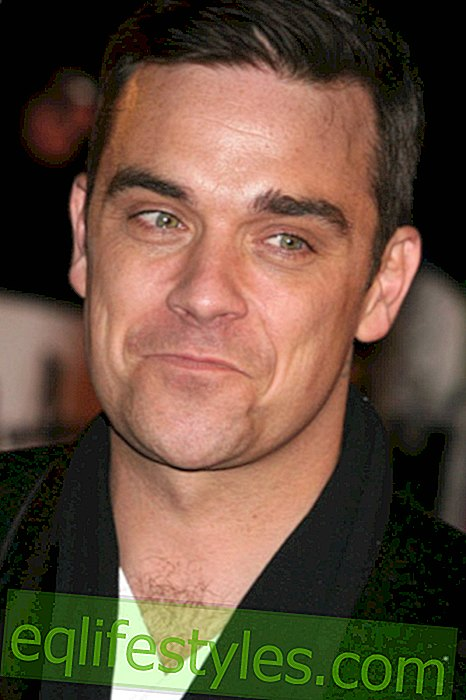 Robbie Williams - men tilbake til Take That?