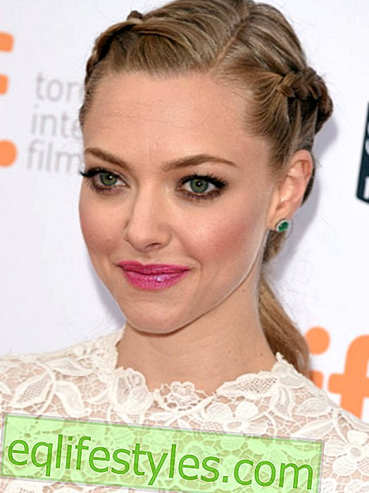 Amanda Seyfried: Te dik voor Hollywood?