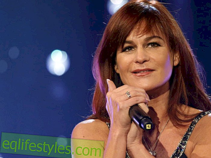 Andrea Berg: The touching promise to her deceased in-laws