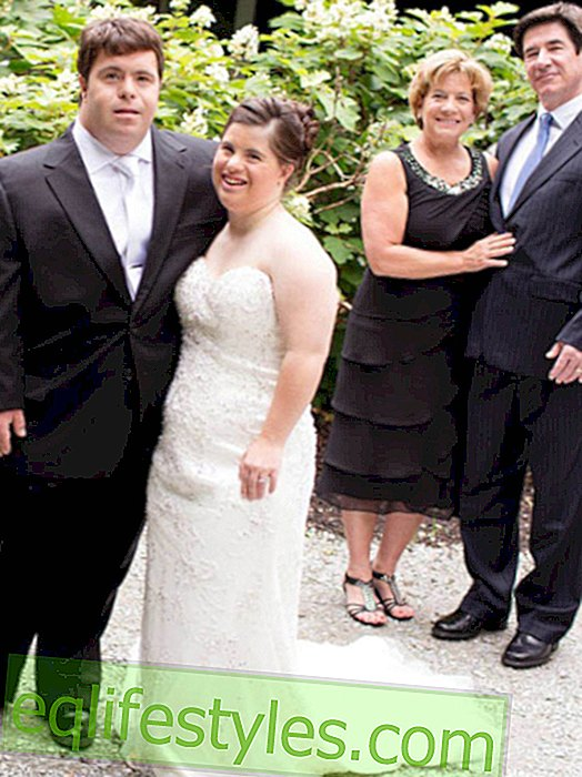On the wedding day: Father writes touching letter to daughter with Down syndrome