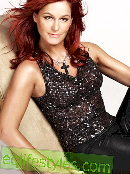 Honorary Award of the Bauer Media Group: Andrea Berg