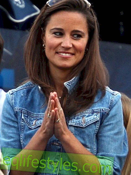 Little flaw? Pippa Middleton also has cellulite!