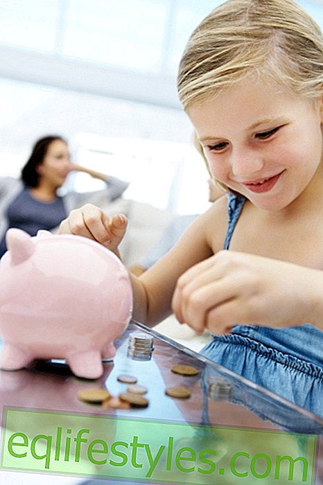 Pocket Money Table: Children are getting more and more pocket money