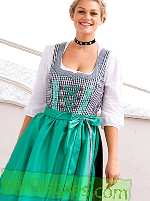 Dirndl for plus size girls