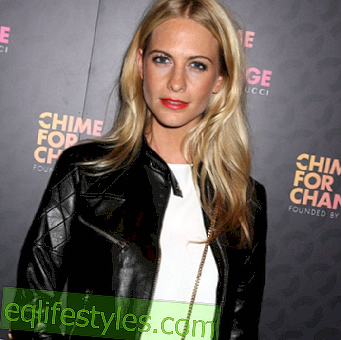 Fashion - Poppy Delevingne gives styling tips for fall