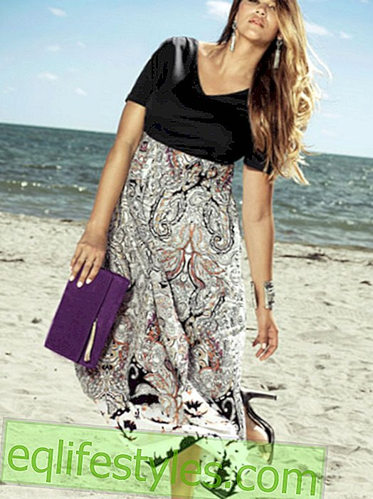 Dresses that slim - for spring and summer