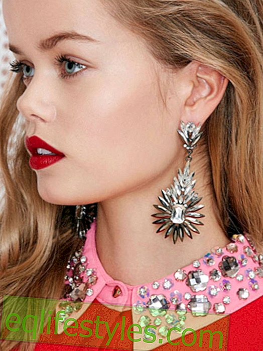Cool, Cool, Statement Earrings!