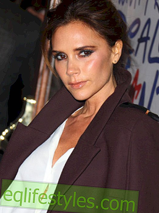 Dress it like Victoria Beckham!  Your best looks