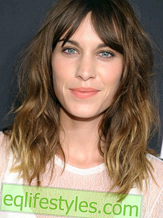 Alexa Chung designs collection for AG Jeans