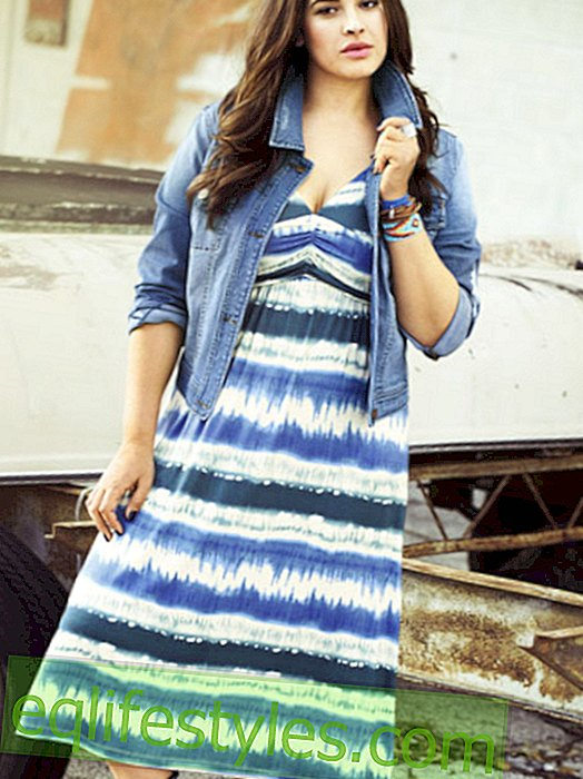 Plus size dresses: summer can come!