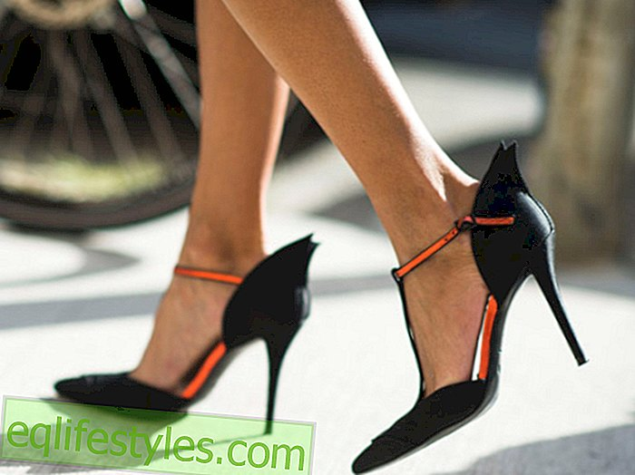 Trendy party shoes for autumn and winter