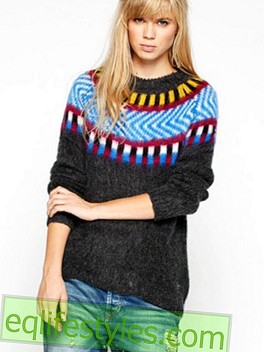 Fashion - 8 reasons for a new Norwegian pullover