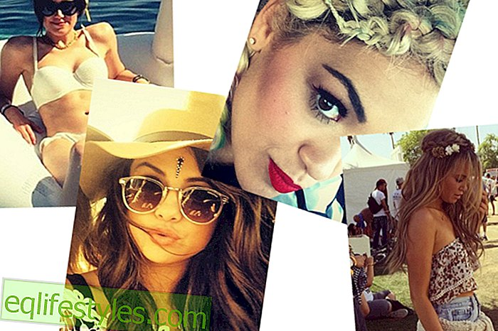 mote - Coachella Festival 2014: The 10 Highlights of the Stars