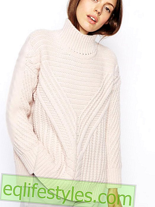 8 beautiful knit sweaters that we buy now
