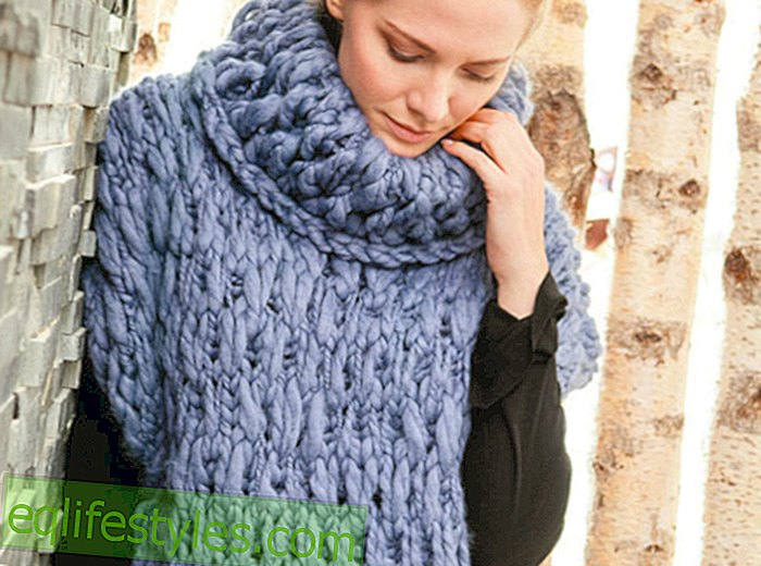 Fashion: Knitting patternPullunder knit