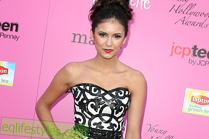 The style of Nina Dobrev