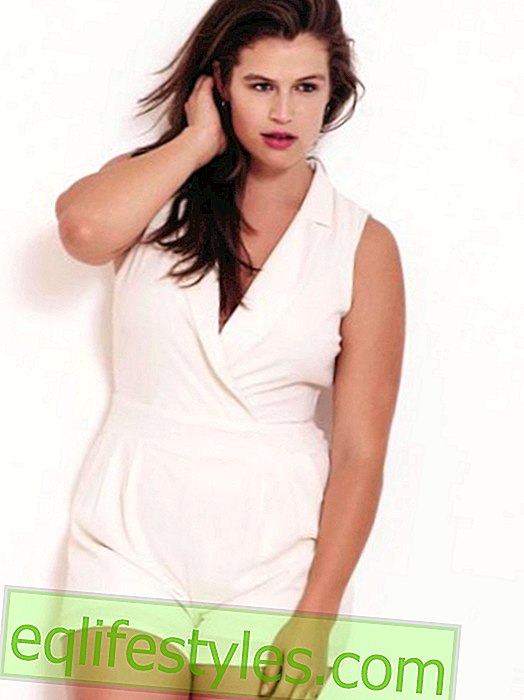 Plus-Size Models: Her everyday life is really that tough