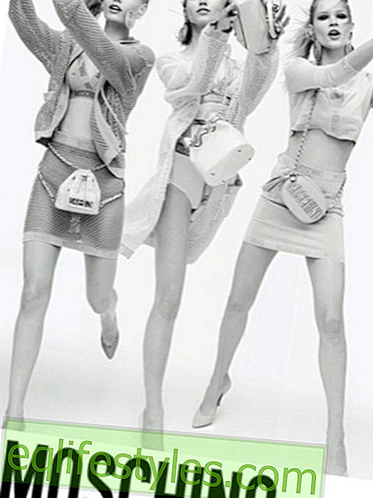 Fashion: Moschino: Photoshop-Fail in the Barbie campaign
