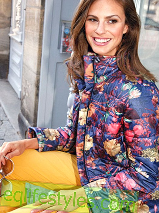 Autumn Trend Floral Pattern: We are blooming!
