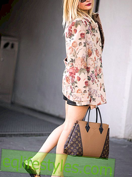 Look long and slim in flat shoes: You should pay attention to that