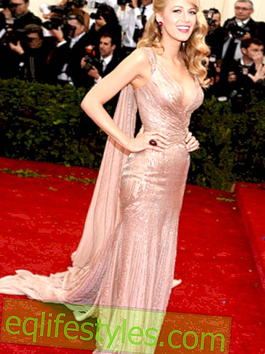 The clothes of the MET Gala 2014: So the stars shone