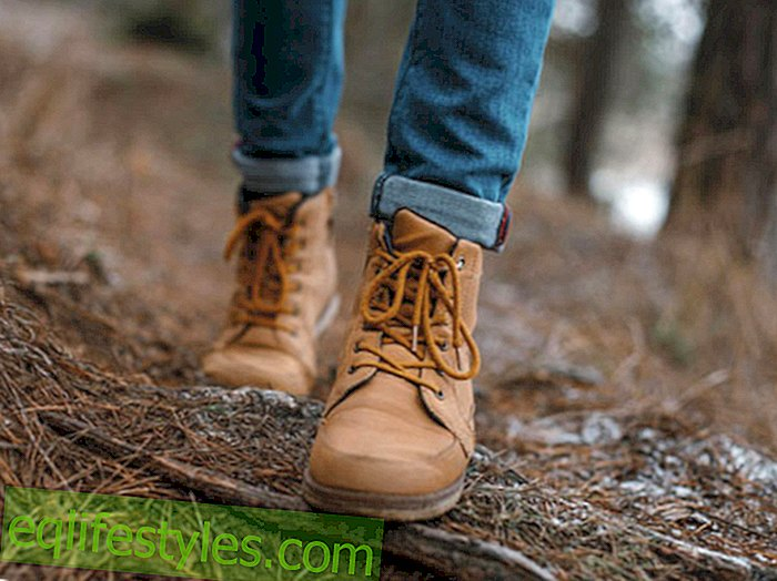 Shoe Trend Trekking Boots: The Best Shoe Trend for Fall and Winter 2016