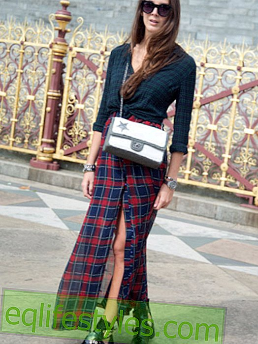 How To Wear Maxi Skirt In Autumn & Winter