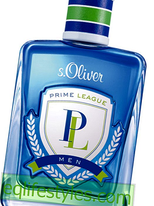 Fashion: PRIME LEAGUE: A sporty scent for him